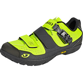 Giro Terraduro Shoes Herre lime/black